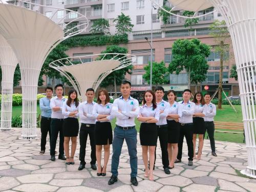 Office Saigon sở hữu đội ngũ lãnh đạo trẻ, năng động, có chuyên môn cao.