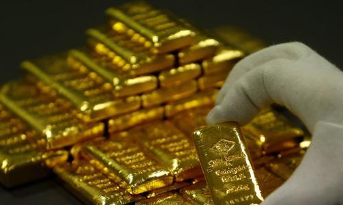 Giá vàng tăng vọt vì căng thẳng Mỹ - Trung
