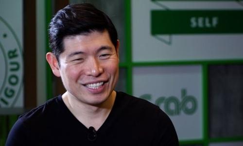 CEO kiêm đồng sáng lập Grab -Anthony Tan. Ảnh: BBC