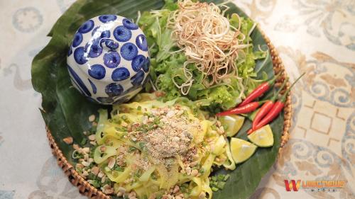 Khám phá ẩm thực miền Trung qua chương trình thực tế