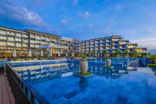 Novotel Phu Quoc Resort -một trong những dự án đánh dấu sự thành công của Tập đoàn CEO trong mảng bất động sản nghỉ dưỡng.
