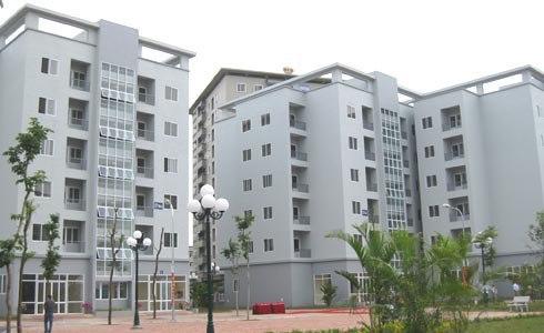 Lãi suất vay mua nhà ở xã hội 4,8% một năm