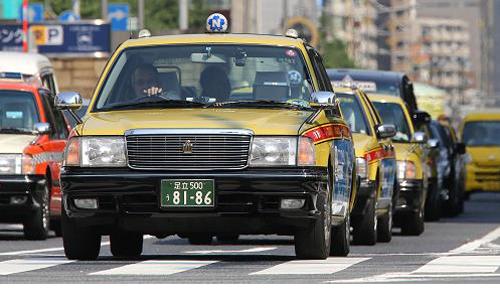 Những công ty như Uber, Grab sắp có 'cửa' vào Nhật