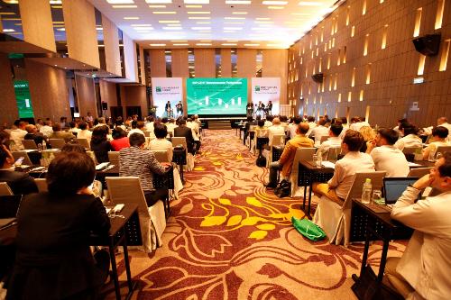 Bảo hiểm BNP Paribas Cardif tổ chức hội nghị thường niên tại Việt Nam
