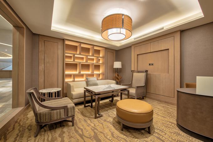 Không gian đẳng cấp tại InterContinental Phu Quoc Long Beach Resort