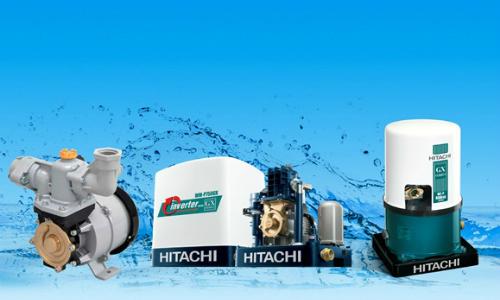 Lựa chọn máy bơm nước hiệu quả, tiết kiệm
