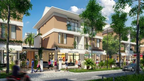 An Phú Shop-villa đáp ứng hai tiêu chí sống xanh và kinh doanh sinh lời.