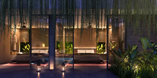 Biệt thự biển Wyndham Garden Phú Quốc (Bãi Trường, Phú Quốc) có giá chỉ từ 9 tỷ một căn.