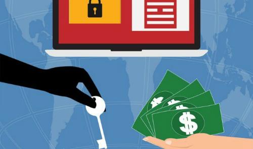 Mã độc GandCrab yêu cầu người dùng phải trả tiền chuộc để giải mã dữ liệu.
