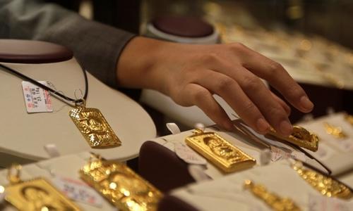 Giá vàng thế giới tăng phiên cuối tuần