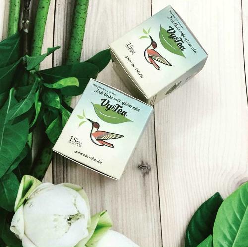 Giảm cân cùng trà thảo dược của Havyco - 1