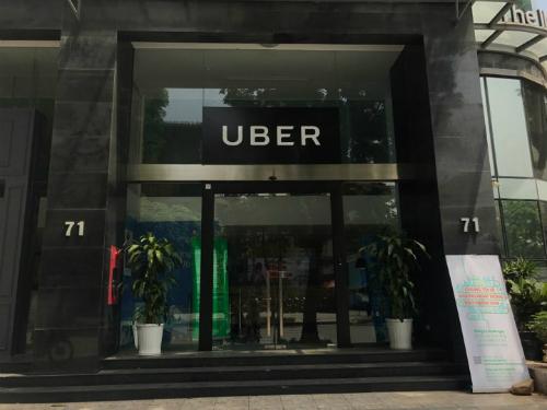 Uber chấm dứt hoạt động ở Việt Nam