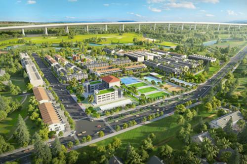 Dự án Bảo Lộc Golden City kết nối trực tiếp cao tốc Dầu Giây - Liên Khương