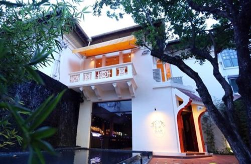 Ngôi nhà 7bis Hàn Thuyên đang được định giá để VAMC mua bán nợ.