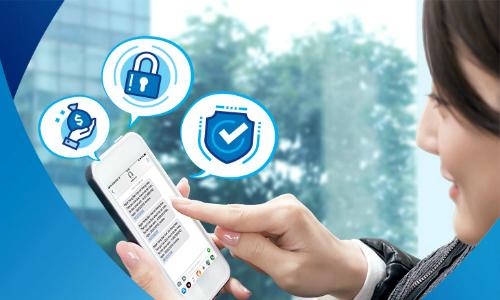 Ngân hàng Bản Việt triển khai dịch vụ SMS báo rút - gửi tiết kiệm