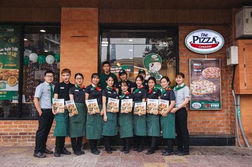 Bí quyết xây dựng chuỗi 50 cửa hàng của The Pizza Company - 2