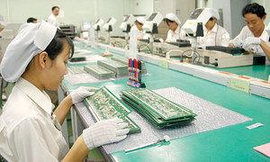 Thiếu hụt sếp trong ngành sản xuất