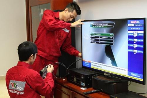 VTVCab là một trong 3 hãng truyền hình trả tiền lớn nhất Việt Nam.