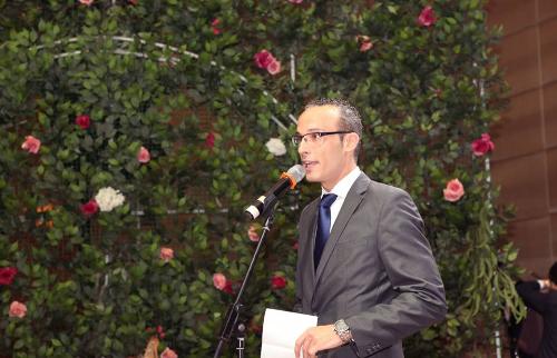 Ông Manuel Ferrior, Giám đốc điều hành tại Melia Hồ Tràm at The Hamptons