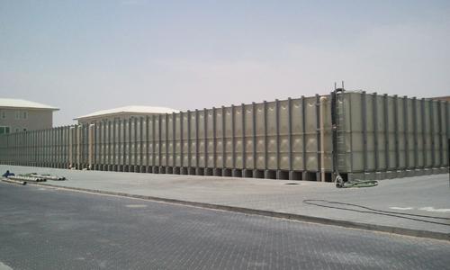 Khải Phát - nhà phân phối độc quyền của bình chứa nước GRP Hayoung (Tập đoàn Hayoung Hàn Quốc).