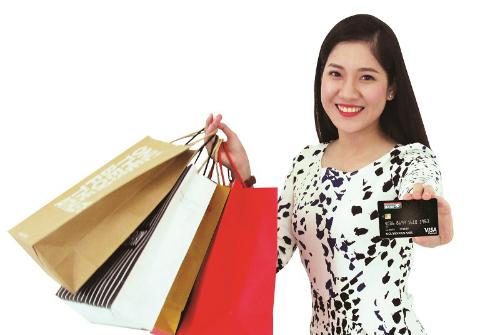 Chủ thẻ Kienlongbank Visa có thể mua sắm trả góp dễ dàng. Tìm hiểu tại đây. Hotline: 19006929