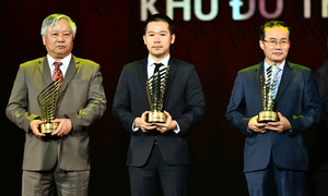 Phú Mỹ Hưng nhận hai danh hiệu của Giải thưởng Quốc gia về bất động sản