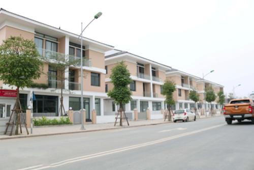 An Phú Shop Villa phân khu đẹp nhất của khu đô thị Dương Nội, giá từ 8 tỷ 2