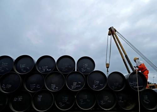 Giá dầu nguy cơ tăng vọt vì Syria