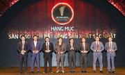 DKRA Việt Nam đạt giải Quốc gia về bất động sản 2018