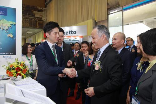 Hội chợ Vietnam Expo 2018 đón tiếp hơn 18.000 lượt khách