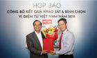 MoMo được bình chọn 'Ví điện tử số một Việt Nam'