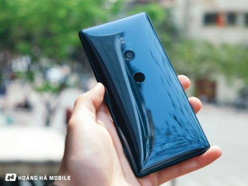 Hoàng Hà Mobile giảm 2,8 triệu đồng khi đặt trước Sony Xperia XZ2 - 2