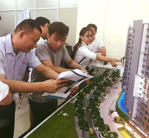 Khách hàng ngày càng chú trọng đến yếu tố an toàn PCCC khi chọn mua căn hộ.