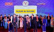 Nam A Bank đạt danh hiệu Thương hiệu mạnh Việt Nam