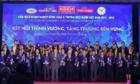 Skyworth Việt Nam nhận giải thưởng Rồng Vàng