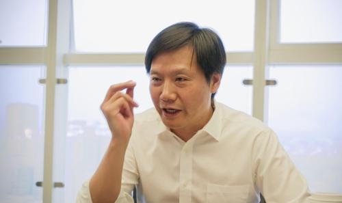 Lei Jun - nhà sáng lập Tencent. Ảnh: SCMP