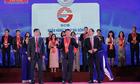 SCB 6 năm liền được bình chọn 'Thương hiệu mạnh Việt Nam'