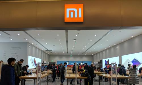 Cửa hàng Xiaomi tại Trung Quốc. Ảnh: BI.