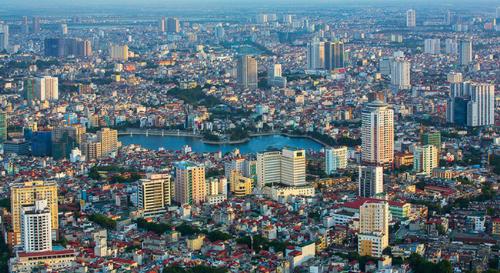 Thị trường chung cư Hà Nội thu hút nguồn đầu tư ngoại - xin bài edit - Ánh Thúy làm giúp chị