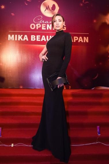 Dàn sao Việt dự khai trươngspa Mika Beauty Japan - 2