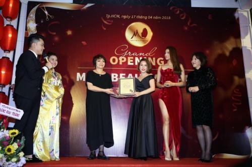 Dàn sao Việt dự khai trươngspa Mika Beauty Japan - 7
