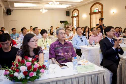 Sự kiện thu hút nhiều khách mời đến từ các doanh nghiệp và trường đại học lớn của Hàn Quốc cũng như Việt Nam.
