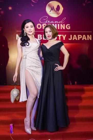 Dàn sao Việt dự khai trươngspa Mika Beauty Japan - 5