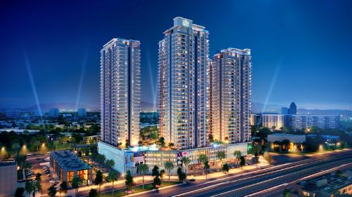 Thị trường chung cư Hà Nội thu hút nguồn đầu tư ngoại - xin bài edit - Ánh Thúy làm giúp chị - 1