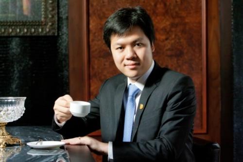 Ông Nguyễn Hoàng Giang giữ chức Tổng giám đốc VNDirect từ năm 2010.