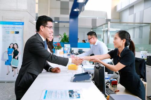 Ngân hàng Shinhan giúp khách hàng thực hiện mục tiêu tài chính cá nhân.