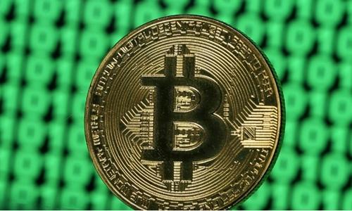 Bitcoin hiện là tiền ảo phổ biến nhất thế giới. Ảnh: Reuters