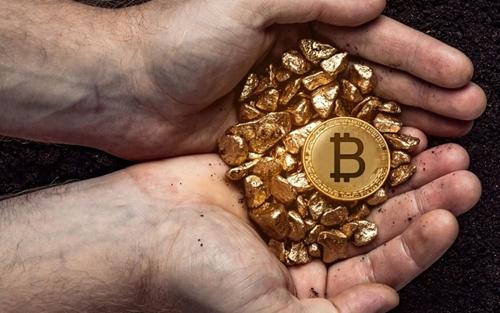Bitcoin mơ tới ngày thay thế vai trò của vàng