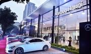 Đại lý phân phối Mercedes Benz giảm 93% lãi