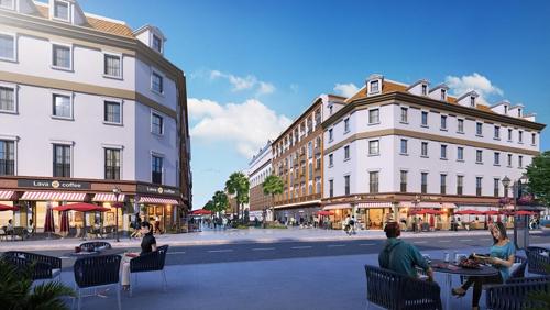 Shophouse Shophouse Sun Plaza Grand World thu hút nhiều nhà đầu tư.
